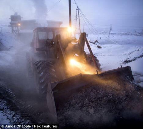 excavator batubara