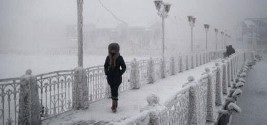 info unik oymyakon kota paling dingin