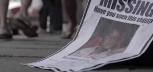 video unik kasus penculikan anak