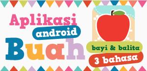 aplikasi buah anak-anak android gratis