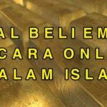 Jual beli emas online dalam islam